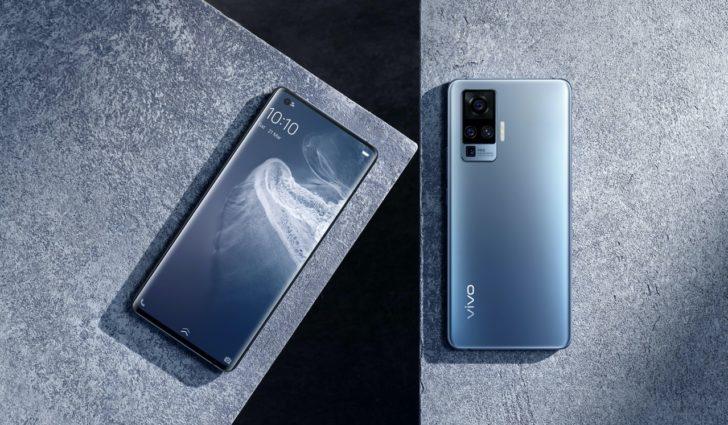 Vivo X50 and X50 Pro