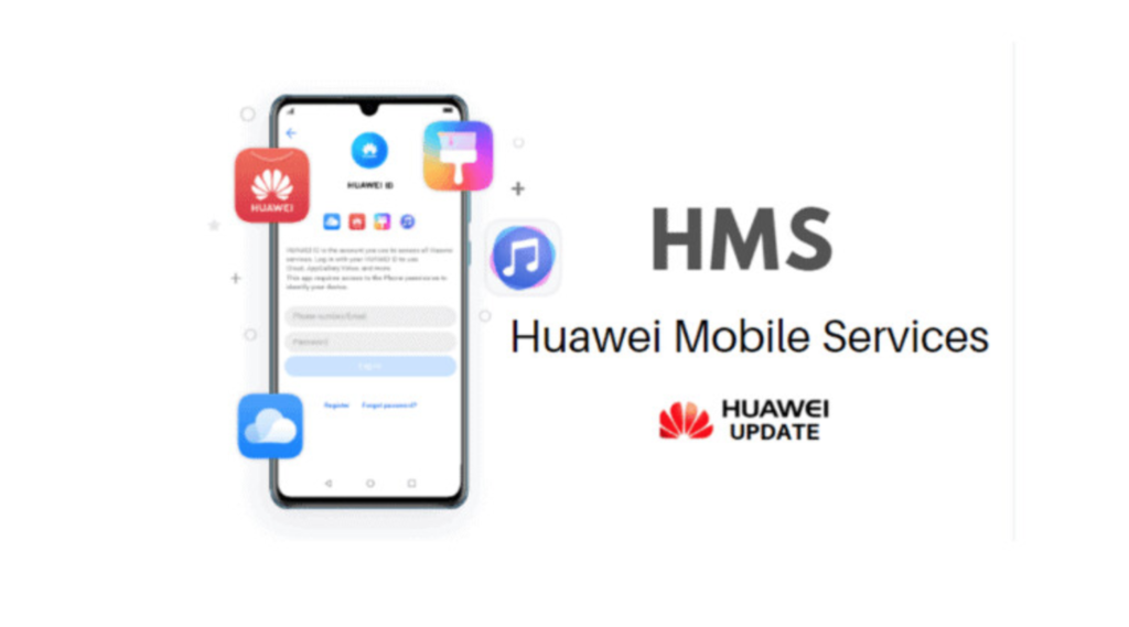 Google - Huawei Mobile Services