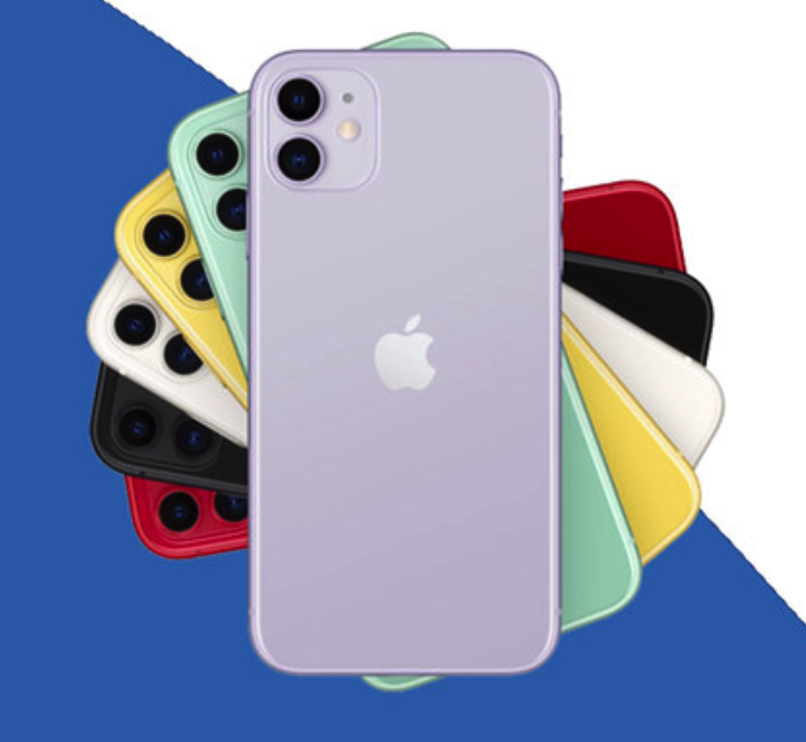 iPhone 11 mobile phone