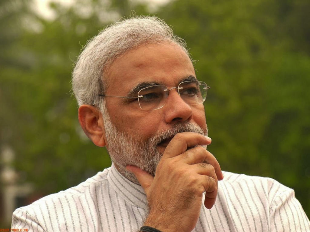 PM Modi (Locust)