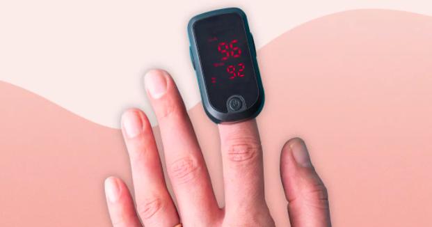 Dr. Trust USA Professional Series Finger Tip Pulse Oximeter SpO2 check 202